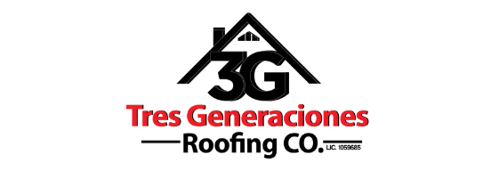3G Roofing Co Logo